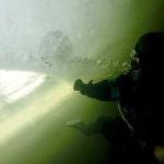 DMC Divers Explore Beneath Ice