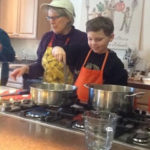 Second Graders Travel to Africa via FARMS Kitchen