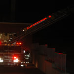 School Goes On Day after Chimney Fire at JVS