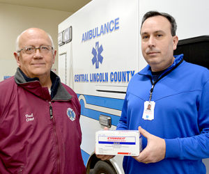 Agencies Collaborate to Equip CLC Ambulances with Lifesaving Drug