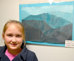 Review: Student Art Show Brightens Walls of Lincoln Home