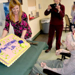 Whitefield 'Spitfire' Celebrates 100th Birthday with 'Quite a Bash'