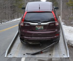 Rear-end Accident in Wiscasset Sends Two to Hospital
