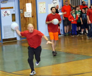 On Saturday, March 25, Bristol Consolidated School will host a dodgeball tournament from 10 a.m. to 3 p.m.