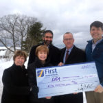 First National Bank Supports DRA Campaign