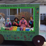 Girl Scout Cookie Booths on Upcoming Saturdays