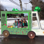 Girl Scout Troop 144 Hosts Cookie Booth