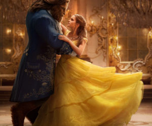 "Emma Watson plays Belle and Dan Stevens is the Beast in a scene from Walt Disney Studios new live-action film, ""Beauty and the Beast,"" opening this week at The Harbor Theatre, Boothbay Harbor."