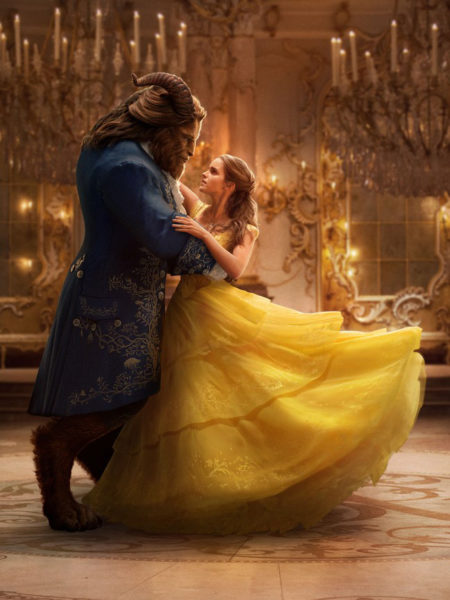"""Emma Watson plays Belle and Dan Stevens is the Beast in a scene from Walt Disney Studios new live-action film, """"Beauty and the Beast,"""" opening this week at The Harbor Theatre, Boothbay Harbor."""