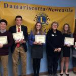 Damariscotta-Newcastle Lions Speak-Out Held