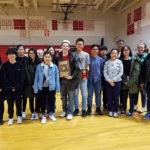 Lincoln Academy Math Team Wins Regional Championship