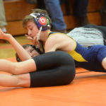 Five Riverhawks place in Pine State Wrestling championship