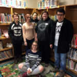 LA Students Participate in Community Read Aloud
