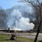 Boothbay Building Burns, Owner Surrenders to Police After Standoff