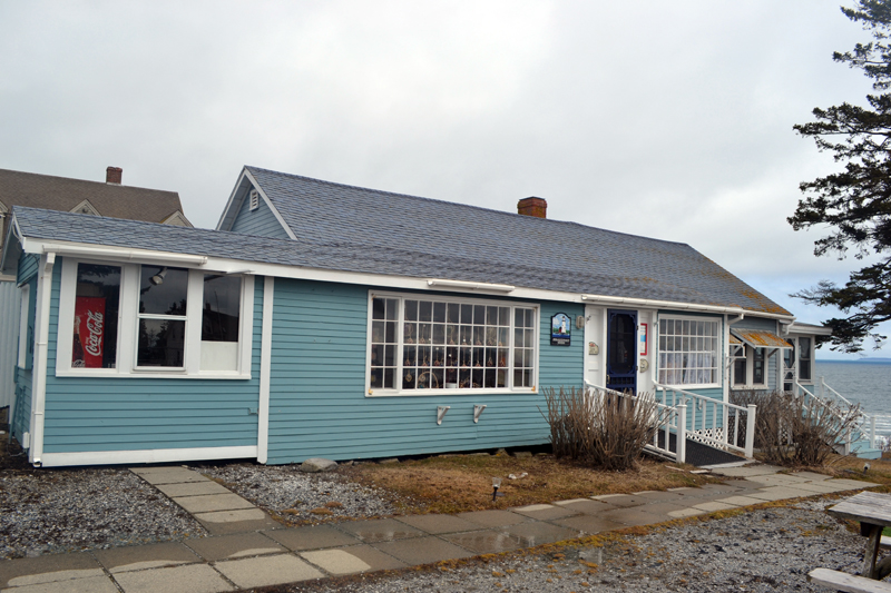 The Sea Gull Shop will be under new management when it opens for the season on Mother's Day. (Maia Zewert photo)