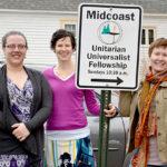 Damariscotta Fellowship Starts Easter Tradition of 'Reverse Offering'