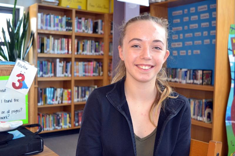 Caitlin Cass (Christine LaPado-Breglia photo)