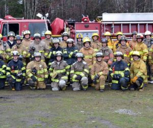 Lincoln County Fire Academy Graduates Largest Class in Recent Years