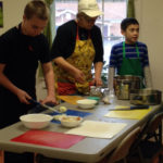 NCS Visits FARMS Kitchen