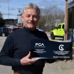 Newcastle Chrysler Receives Award for Customer Service
