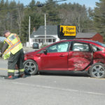 Several Hurt, One in Critical Condition after Three-Car Crash in Waldoboro