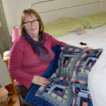 Amish-Made Quilt Honors Memory of Whitefield Family's Son