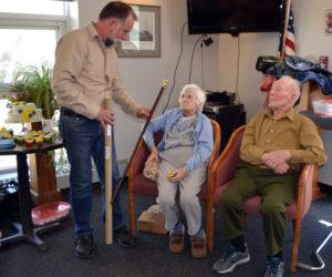 Wiscasset Celebrates Ruth Applin's 100th Birthday