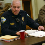 Community Police Officer off the Table in Wiscasset