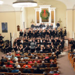 LA Spring Band Concert at Damariscotta Baptist Church