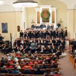LA Spring Band Concert at Damariscotta Baptist Church