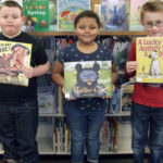Students Give Chickadee Award to Favorite Book