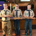Cub Scout Pack 254 Holds Banquet, Awards Ceremony
