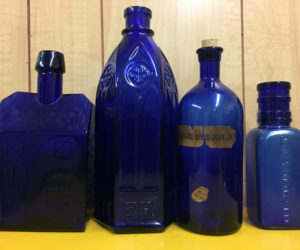 "<span class=""entry-title-primary"">Damariscotta History</span> <span class=""entry-subtitle"">Old medicine, pharmacy, and drug-store bottles, and bottles of cobalt blue</span>"