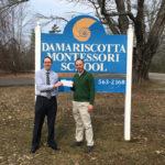 Camden National Supports Damariscotta Montessori School Benefit Auction