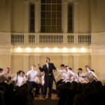 LA Graduate Performing Locally with Yale Ensemble