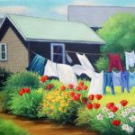 Greenier Painting Workshop at Boothbay Region Art Foundation