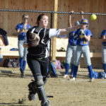 Belfast softball robs Eagle turf