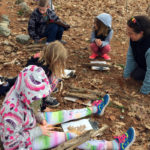 GSB Third-Graders Learn Math in the Woods