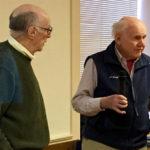 Shuman Named Honorary Member of Rotary