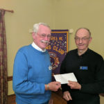 Bristol Lions Club Adds to CHIP Donation
