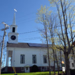 Historic Church in Downtown Damariscotta Installs Solar Panels