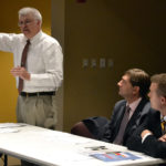 Democratic Lawmakers Present Alternative to LePage Budget in Damariscotta