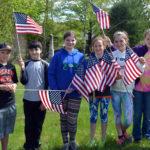 Edgecomb Students Help Town Honor Veterans
