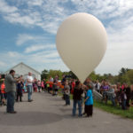 Local Students Help Launch High-Altitude Weather Balloon in Jefferson