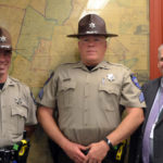 County Honors Sheriff's Deputies