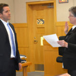 New District Attorney Takes Oath of Office