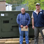 Wiscasset Wastewater Plant Among Recipients of County Generators