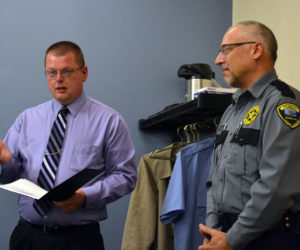 Two Bridges Regional Jail Names First Officer of the Month