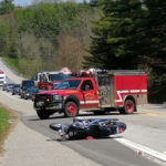 Warren Motorcyclist Sustains Serious Injuries in Nobleboro Crash