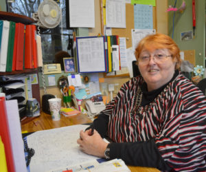SBS Administrative Assistant Reflects on Three-Decade Career